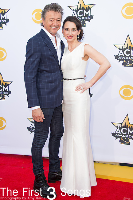 XXXX attends the 50th Academy Of Country Music Awards at AT&T Stadium on April 19, 2015 in Arlington, Texas.