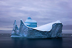 Isle of the dead Iceberg, 8th February 2007, Southern Ocean