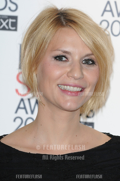 Claire Danes arriving for  the 2010 Elle Style Awards at the Connaught Rooms, London.  22/02/2010  Picture by: Steve Vas / Featureflash