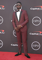 10 July 2019 - Los Angeles, California - Zion Williamson. The 2019 ESPY Awards held at Microsoft Theater. Photo Credit: PMA/AdMedia