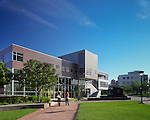Cleveland State University Student Center   Gwathmey Siegel & Associates Architects and Braun Steidl Architects
