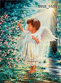 Dona Gelsinger, CHILDREN, paintings(USGE0620,#K#) Kinder, niños, illustrations, pinturas angels, ,everyday