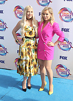 11 August 2019 - Hermosa Beach, California - Jennie Garth, Tori Spelling. FOX's Teen Choice Awards 2019 held at Hermosa Beach Pier. <br /> CAP/ADM/PMA<br /> ©PMA/ADM/Capital Pictures