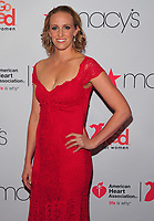 NEW YORK, NY - February 8: Dana Vollmer attends the Red Dress / Go Red For Women Fashion Show at Hammerstein Ballroom on February 8, 2018 in New York City Credit: John Palmer / Media Punch