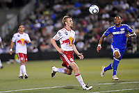 Tim Ream...Kansas City were defeated 3-0 by New York Red Bulls at Community America Ballpark, Kansas City, Kansas.