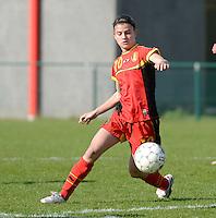 U 16 Belgian red Flames - virginia USA :<br /> <br /> Amber De Priester<br /> <br /> foto Dirk Vuylsteke / Nikonpro.be