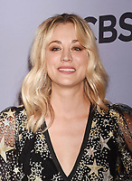 LOS ANGELES, CA - OCTOBER 04: Actress-comedian Kaley Cuoco attends the CBS' 'The Carol Burnett Show 50th Anniversary Special' at CBS Televison City on October 4, 2017 in Los Angeles, California.<br /> CAP/ROT/TM<br /> &copy;TM/ROT/Capital Pictures