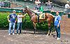 Just Sisters winning at Delaware Park on 6/9/15