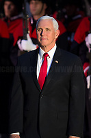 The Vice President of the United States of America, Mike Pence. <br />