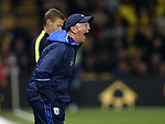 WBA's Tony Pulis in action during the Premier League match at Vicarage Road Stadium, London. Picture date: April 4th, 2017. Pic credit should read: David Klein/Sportimage