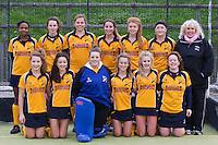 Burgess Hill Hockey Team 2013/2014