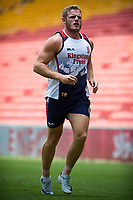 Rugby League World Cup. Thomas Burgess during England captain's run. Brisbane, Australia. 28 Nov 2017. Copyright photo: Patrick Hamilton / www.photosport.nz MANDATORY CREDIT/BYLINE : Patrick Hamilton/SWpix.com/PhotosportNZ