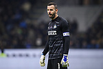 Samir Handanovic of Inter during the Serie A match at Giuseppe Meazza, Milan. Picture date: 11th January 2020. Picture credit should read: Jonathan Moscrop/Sportimage