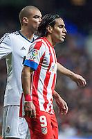 Falcao followed Pepe