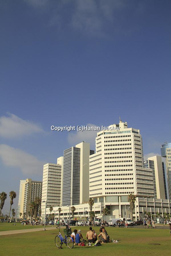 Israel,  Charles Clore Park in Tel Aviv