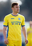 Inverness Caley v St Johnstone&hellip;08.04.17     SPFL    Tulloch Stadium<br />Liam Craig on his 300th appearance for St Johnstone<br />Picture by Graeme Hart.<br />Copyright Perthshire Picture Agency<br />Tel: 01738 623350  Mobile: 07990 594431