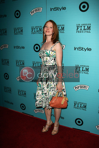 """Alicia Witt<br /> at the premiere of """"Nine Lives,"""" Academy of Motion Picture Arts and Sciences, Beverly Hills, CA 06-21-05<br /> David Edwards/DailyCeleb.Com 818-249-4998"""