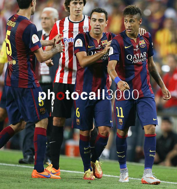 Xavi, Neymar (Barcelona)