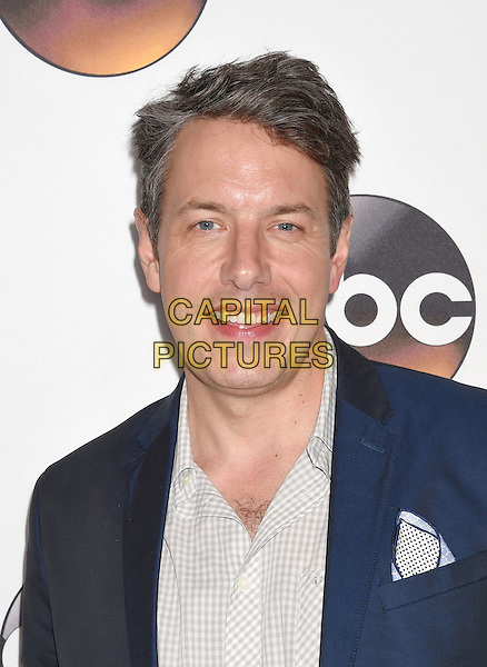 BEVERLY HILLS, CA - AUGUST 04: Actor John Ross Bowie arrives at the Disney ABC Television Group TCA Summer Press Tour at the Beverly Hilton Hotel on August 4, 2016 in Beverly Hills, California.<br /> CAP/ROT/TM<br /> &copy;TM/ROT/Capital Pictures