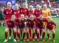 England Women v Spain Women - International friendly - 09.04.2019