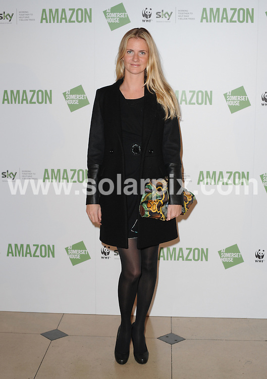 **ALL ROUND PICTURES FROM SOLARPIX.COM**                                             **WORLDWIDE SYNDICATION RIGHTS**                                                                                  Arrivals at the Amazon Private View at the Somerset House on Tuesday November 01, 2011 in London.                                                                           This pic:    Poppy Delevigne                                                                                        JOB REF:    14134    LNJ       DATE:  01.11.11                                                          **MUST CREDIT SOLARPIX.COM OR DOUBLE FEE WILL BE CHARGED**                                                                      **MUST AGREE FEE BEFORE ONLINE USAGE**                               **CALL US ON: +34 952 811 768 or LOW RATE FROM UK 0844 617 7637**