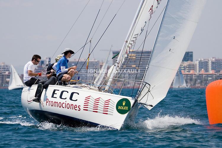ECC Promociones -  - I TROFEO RADCLIFFE - Puerto Deportivo de Pobla Marina - 2007 may 05