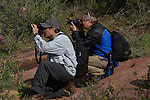 Photographers at Red Rocks State Park, Colorado .  John leads private photo tours in Boulder and throughout Colorado. Year-round.