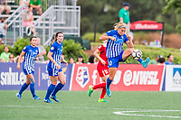 Boston, MA - Saturday July 01, 2017: Rosie White during a regular season National Women's Soccer League (NWSL) match between the Boston Breakers and the Washington Spirit at Jordan Field.