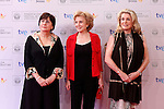 (R-L) French actress Catherine Deneuve, Spanish actress Marisa Paredes and Chilean film director Valeria Sarmiento attend the photocall of 'As linhas de Torres' during the 60th San Sebastian Donostia International Film Festival - Zinemaldia.September 23,2012.(ALTERPHOTOS/ALFAQUI/Acero)