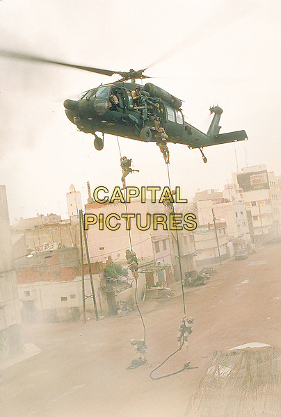 SCENE.in Black Hawk Down.*Filmstill - Editorial Use Only*.CAP/NFS.Supplied by Capital Pictures.