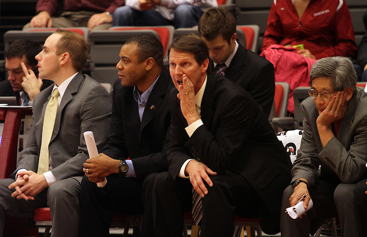 Mississippi Valley State at Washington State, 11-13-09