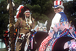Parade, July 4th, St. Paul, Oregon