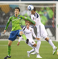 Seattle Sounders FC vs Los Angeles Galaxy March 15 2011