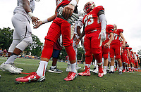 St. Peter's Prep vs Bergen Catholic - 091215