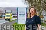 Margaret O'Callaghan - Emergency Department nurse at University Hospital Kerry