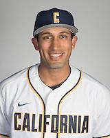 BERKELEY, CA - October 14, 2016: Akaash Agarwal Cal Baseball Portraits