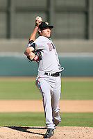 Ross Detwiler / Peoria Saguaros 2008 Arizona Fall League..Photo by:  Bill Mitchell/Four Seam Images