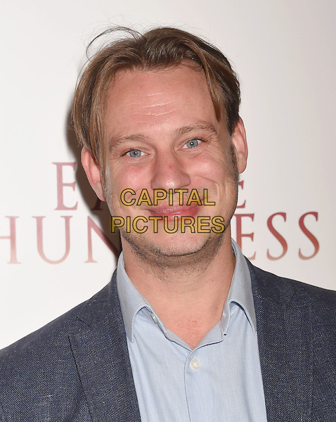 LOS ANGELES, CA - OCTOBER 18: Director Otto Bell arrives at the Premiere Of Sony Pictures Classics' 'The Eagle Huntress' at Pacific Theaters at the Grove on October 18, 2016 in Los Angeles, California.<br /> CAP/ROT/TM<br /> &copy;TM/ROT/Capital Pictures