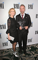 14 May 2019 - Beverly Hills, California - Trudie Styler, Sting. 67th Annual BMI Pop Awards held at The Beverly Wilshire Four Seasons Hotel. Photo Credit: Faye Sadou/AdMedia
