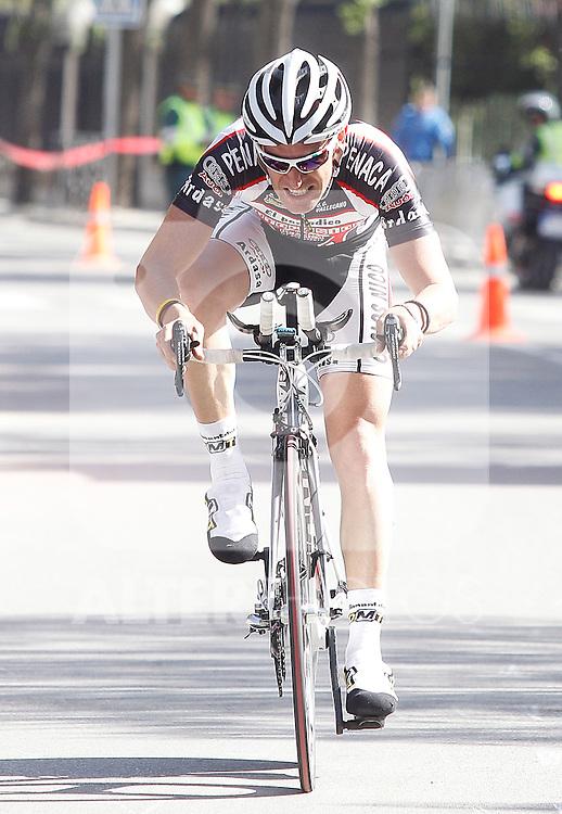 38 Raul Salgado Club Ciclista Boadilla cri master . (ALTERPHOTOS/ACERO)