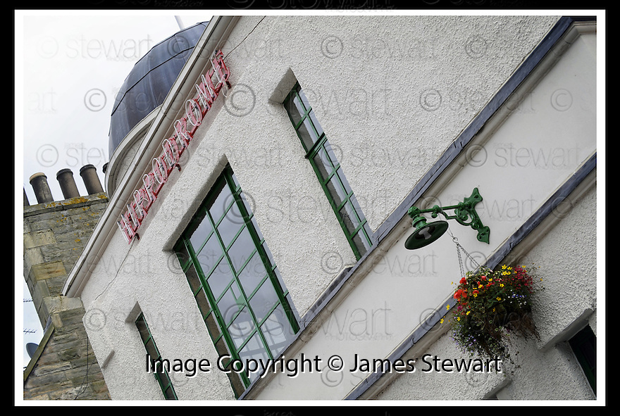 04/02/2009  Copyright Pic: James Stewart.File Name : 41_hippodrome.THE NEWLY REFURBISHED HIPPODROME IN BO'NESS.....James Stewart Photo Agency 19 Carronlea Drive, Falkirk. FK2 8DN      Vat Reg No. 607 6932 25.Studio      : +44 (0)1324 611191 .Mobile      : +44 (0)7721 416997.E-mail  :  jim@jspa.co.uk.If you require further information then contact Jim Stewart on any of the numbers above.........