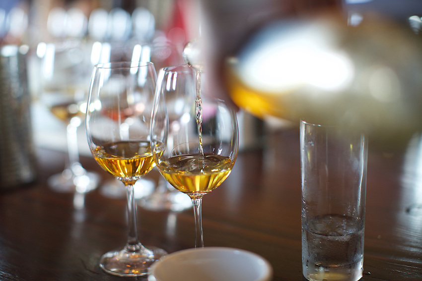 Canandaigua, NY - June 19, 2016: The New York Wine and Grape Foundation bring New York City sommeliers and wine buyers to the Finger Lakes region as part of its NY Drinks NY program.<br /> <br /> CREDIT: Clay Williams.<br /> <br /> &copy; Clay Williams / claywilliamsphoto.com