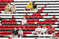 July 12, 2008; Hamilton, ON, CAN; Spectators attend the CFL football game between the Hamilton Tiger-Cats and Saskatchewan Roughriders at Ivor Wynne Stadium. The Roughriders defeated the Tiger-Cats 33-28. Mandatory Credit: Ron Scheffler.