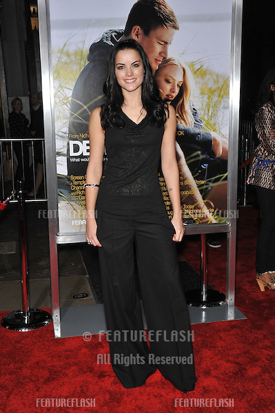 """Jaimie Alexander at the world premiere of """"Dear John"""" at Grauman's Chinese Theatre, Hollywood..February 1, 2010  Los Angeles, CA.Picture: Paul Smith / Featureflash"""