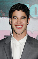 WEST HOLLYWOOD, CA - JULY 23: Darren Criss arrives at the FOX All-Star Party on July 23, 2012 in West Hollywood, California. / NortePhoto.com<br />