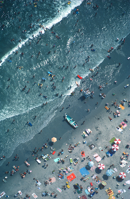Aerial, Beach, New Jersey