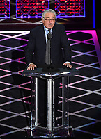"BEVERLY HILLS - SEPTEMBER 7: Robert De Niro appears onstage at the ""Comedy Central Roast of Alec Baldwin"" at the Saban Theatre on September 7, 2019 in Beverly Hills, California. (Photo by Frank Micelotta/PictureGroup)"