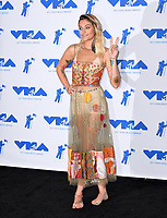 Paris Jackson in the press room for the 2017 MTV Video Music Awards at The &quot;Fabulous&quot; Forum, Los Angeles, USA 27 Aug. 2017<br /> Picture: Paul Smith/Featureflash/SilverHub 0208 004 5359 sales@silverhubmedia.com