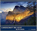 2013 Landschaft im Licht (Light on the Land) Calendar<br /> <br /> Exquisite &amp; Oversized Wall with twelve poster-sized images<br /> <br /> In German, French &amp; English<br /> <br /> 60x50cm (24x20&quot;)