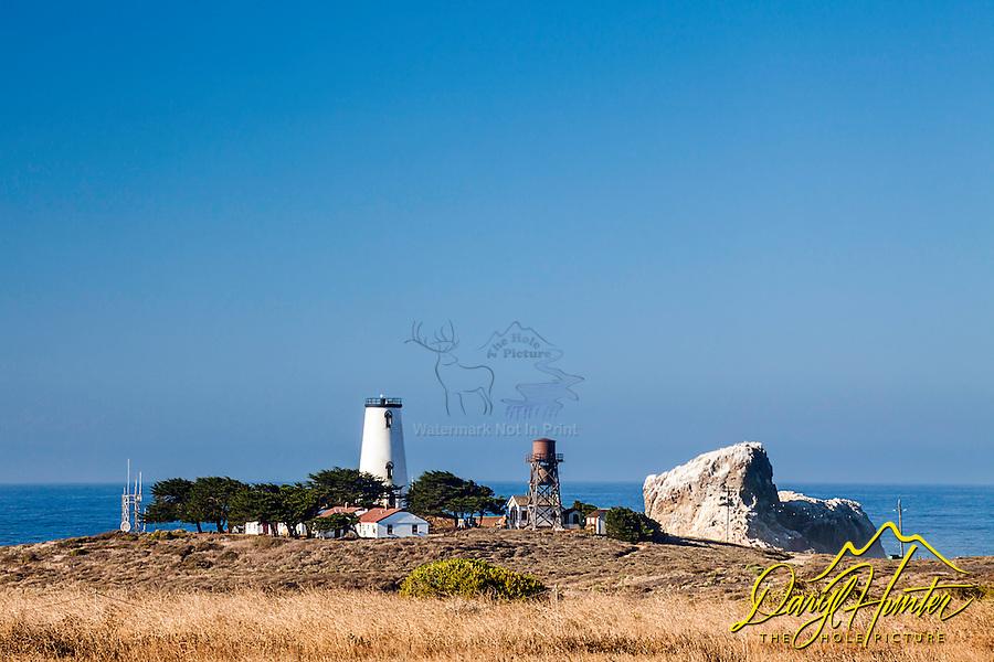 Piedras Blancas Lighthouse, San Simeon California